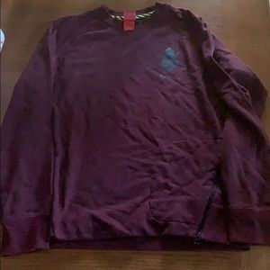 Nike , size Large, crew neck sweatshirt, unique